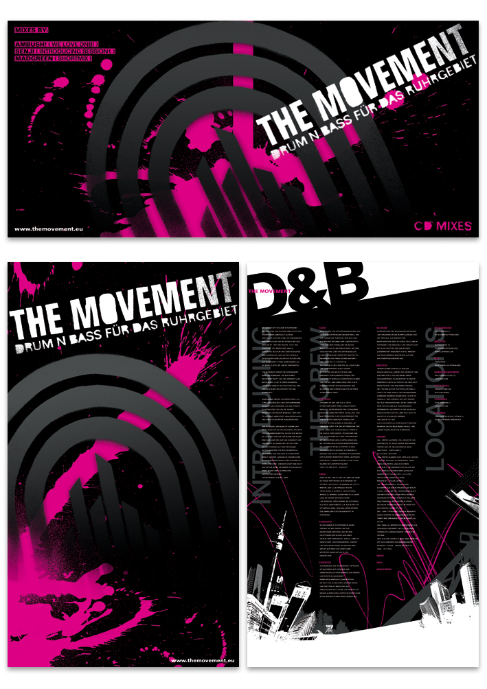 The Movement Gestaltung